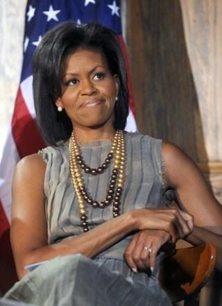 BidenObamaD004217 Michelle Obama