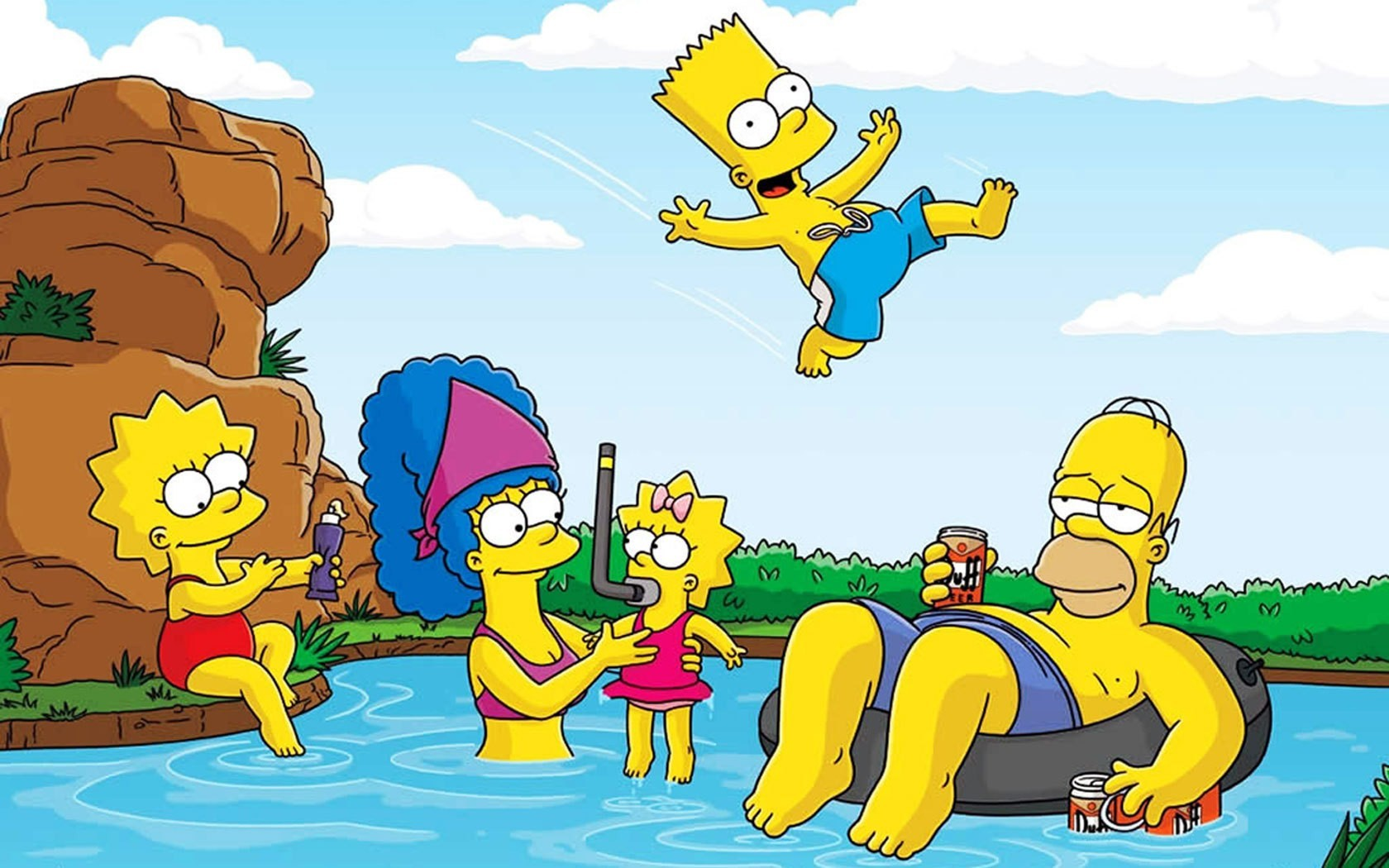 The Simpsons Celebs Who Ve Voiced Characters On The Show Gallery Wonderwall Com