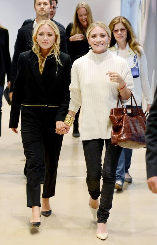Mary Kate And Ashley Olsen S Best Style Moments Gallery Wonderwall Com