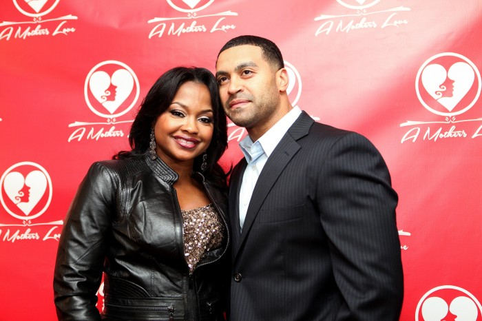 Phaedra Parks, husband Apollo Nida