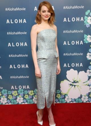 Emma Stone 'Aloha'