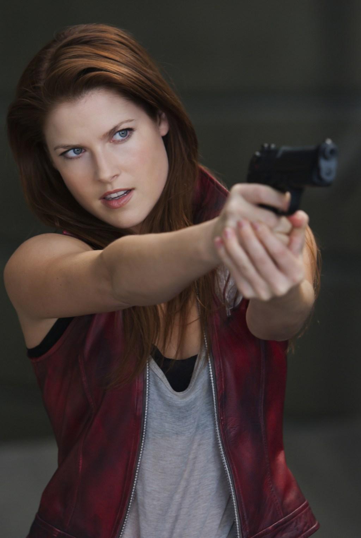 Ali Larter, Resident Evil