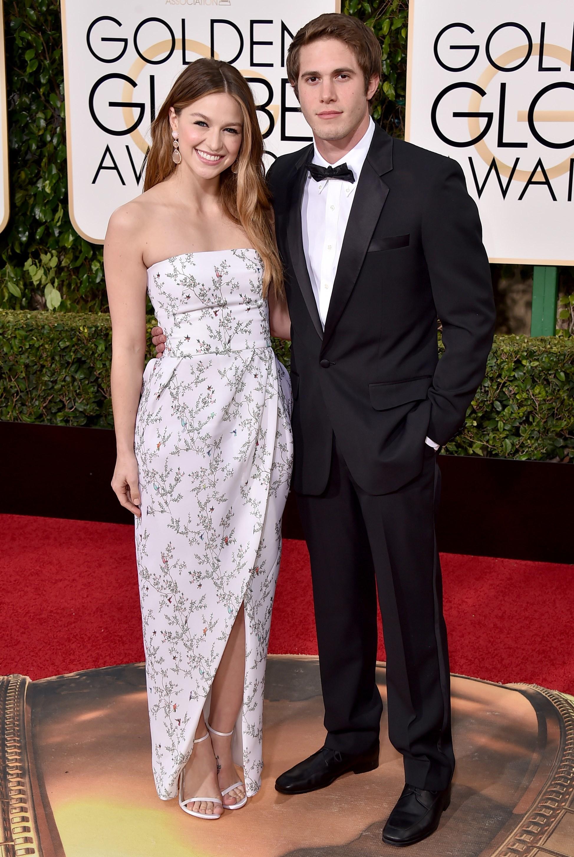 Supergirl S Melissa Benoist And Blake Jenner Are Divorced Wonderwall Com