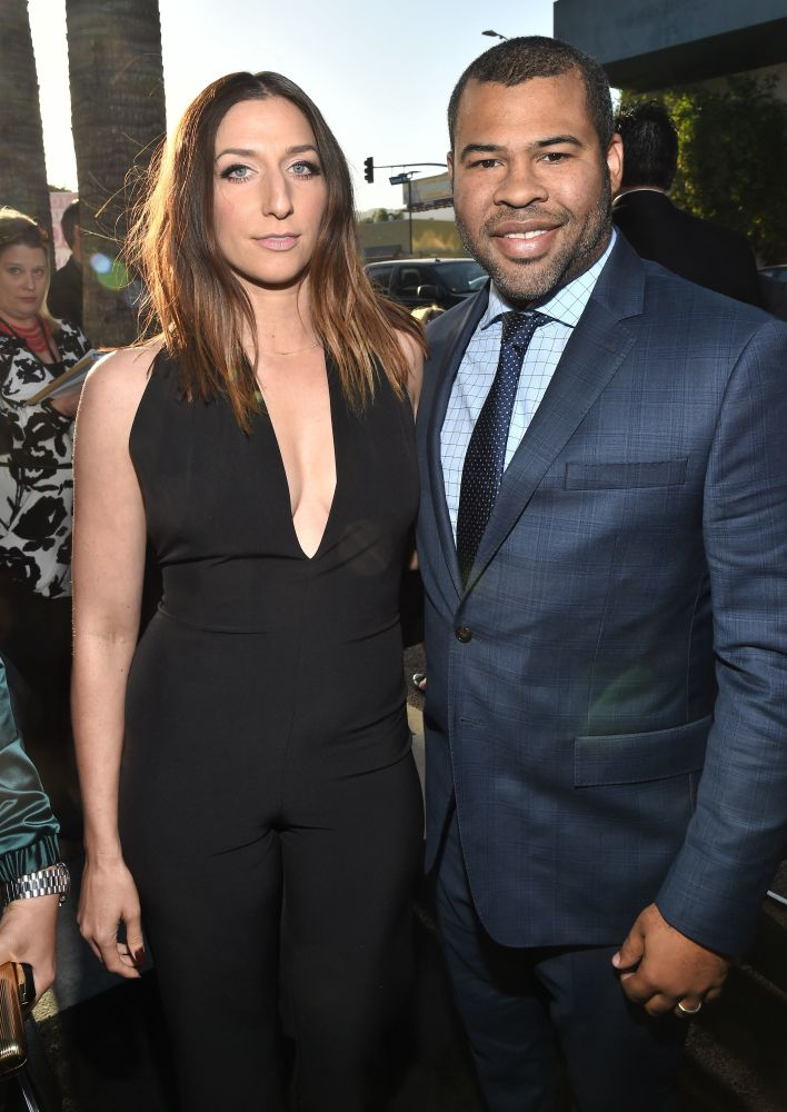Jordan Peele And Chelsea Peretti Welcome Baby Boy Wonderwall Com