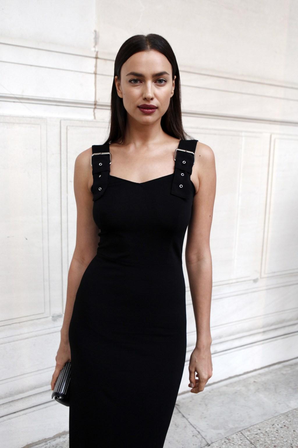 fashion week irina shayk
