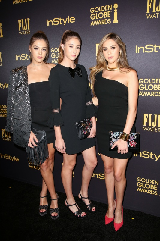 stallone daughters