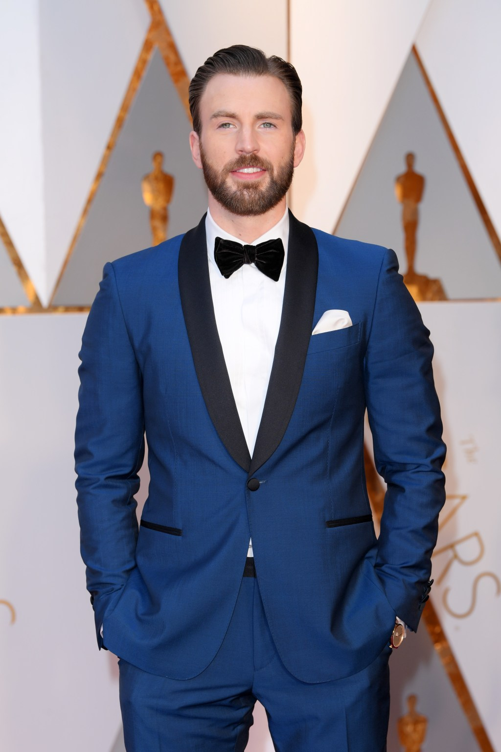 Chris Evans, Oscars