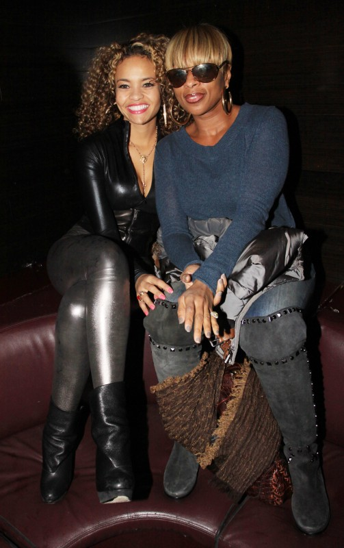 Starshell and Mary J Blige