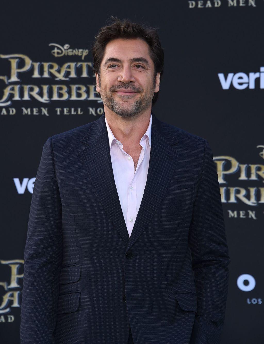 Javier Bardem Pirates