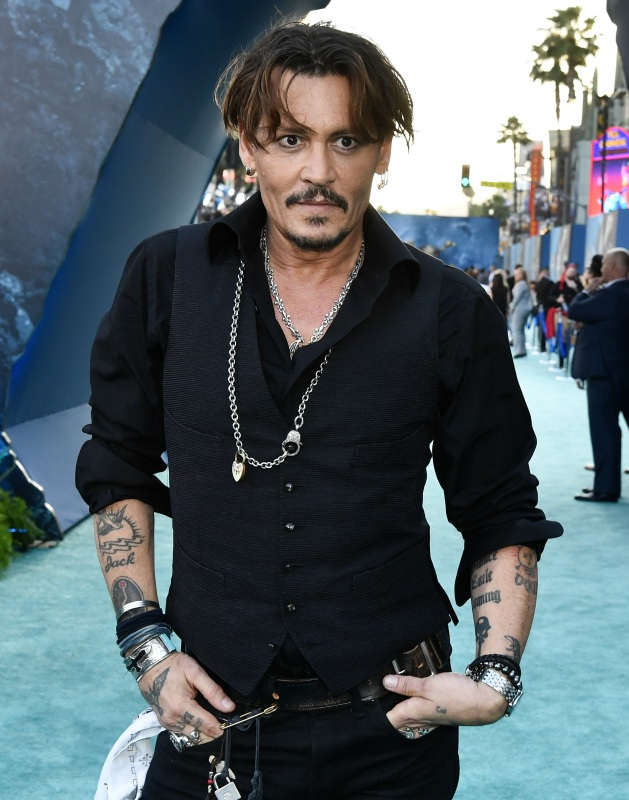Johnny Depp's life in pictures | Gallery | Wonderwall.com
