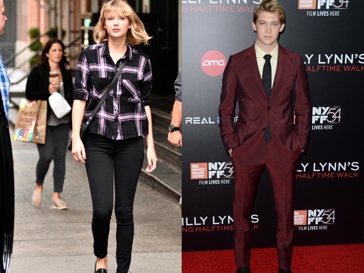Taylor Swift And New Boyfriend Joe Alwyn Spotted Together In Nashville Wonderwall Com