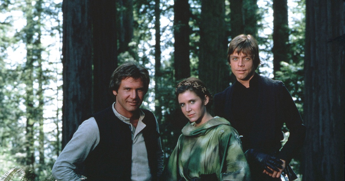 Early Star Wars Franchise Cast Members Where Are They Now Gallery Wonderwall Com