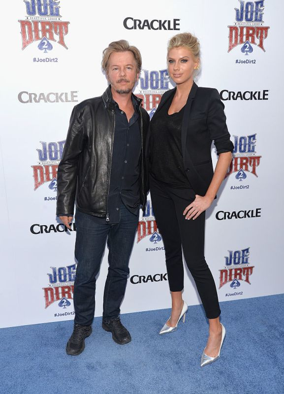 david spade is dating