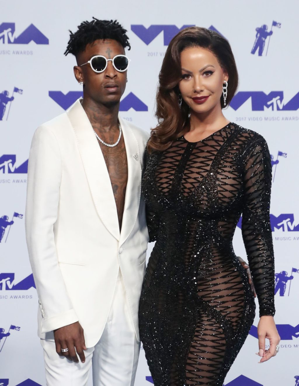 Amber Rose, 21 Savage, MTV VMAs