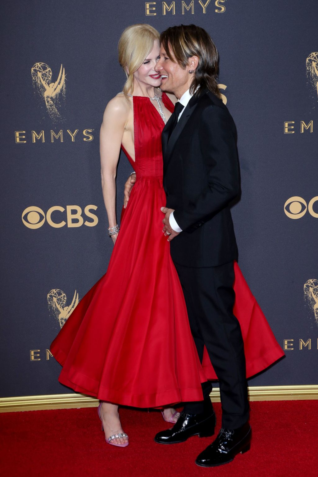 Nicole Kidman, Keith Urban, Emmys