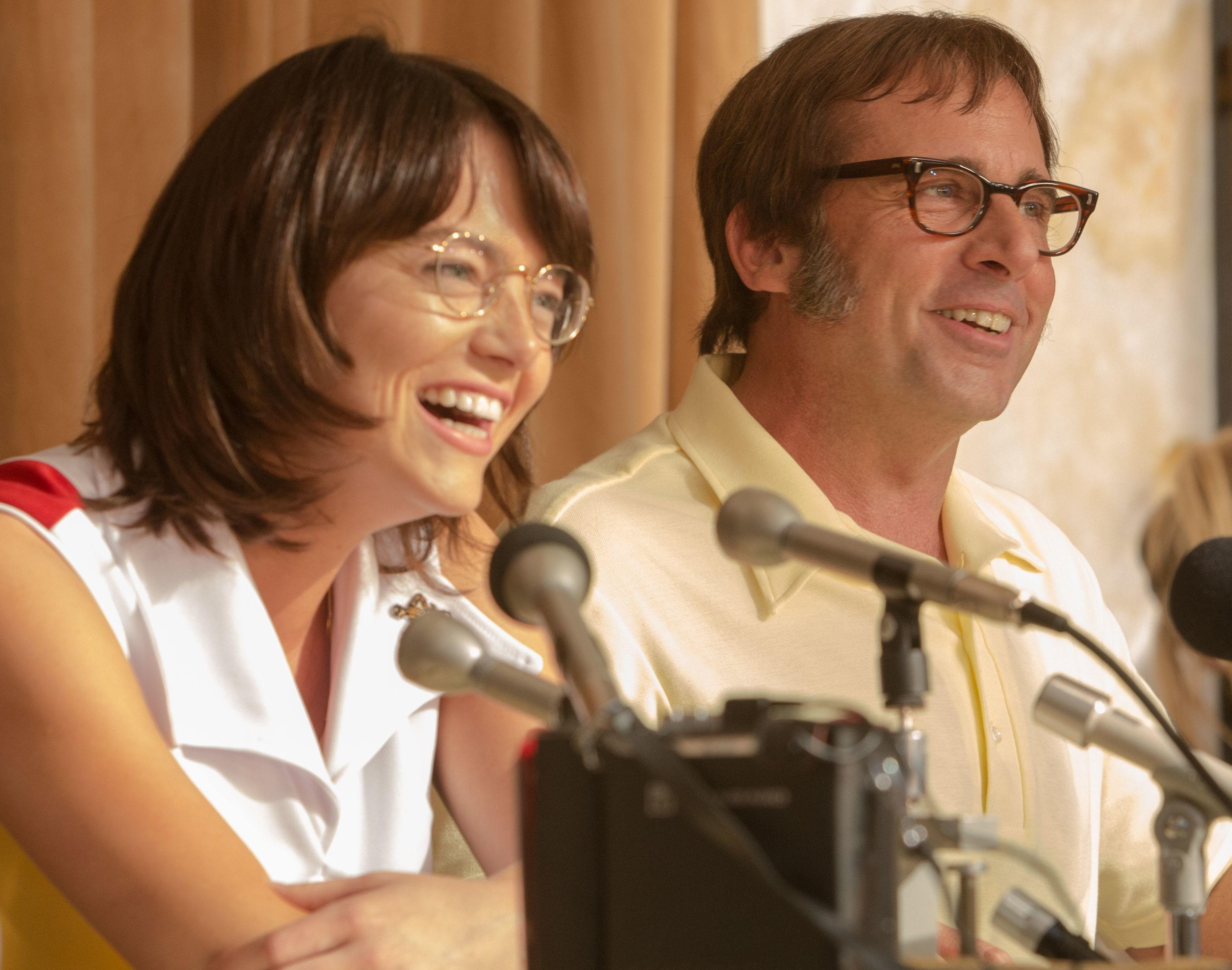 Battle Of The Sexes Cast Real Life Tennis Players Revealed Gallery Wonderwall Com