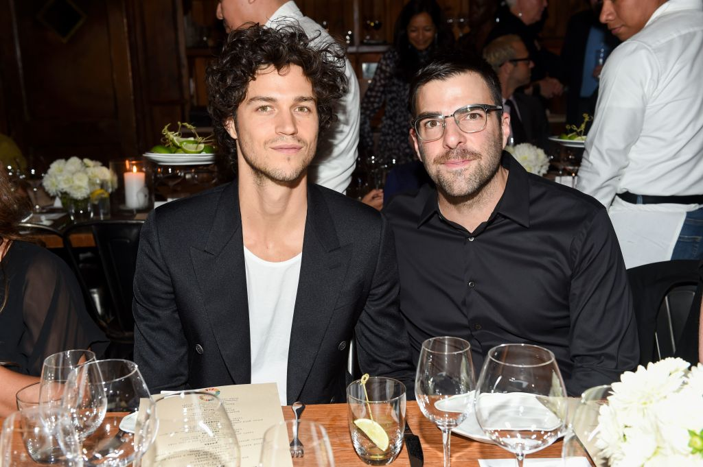 Miles McMillan Zachary Quinto