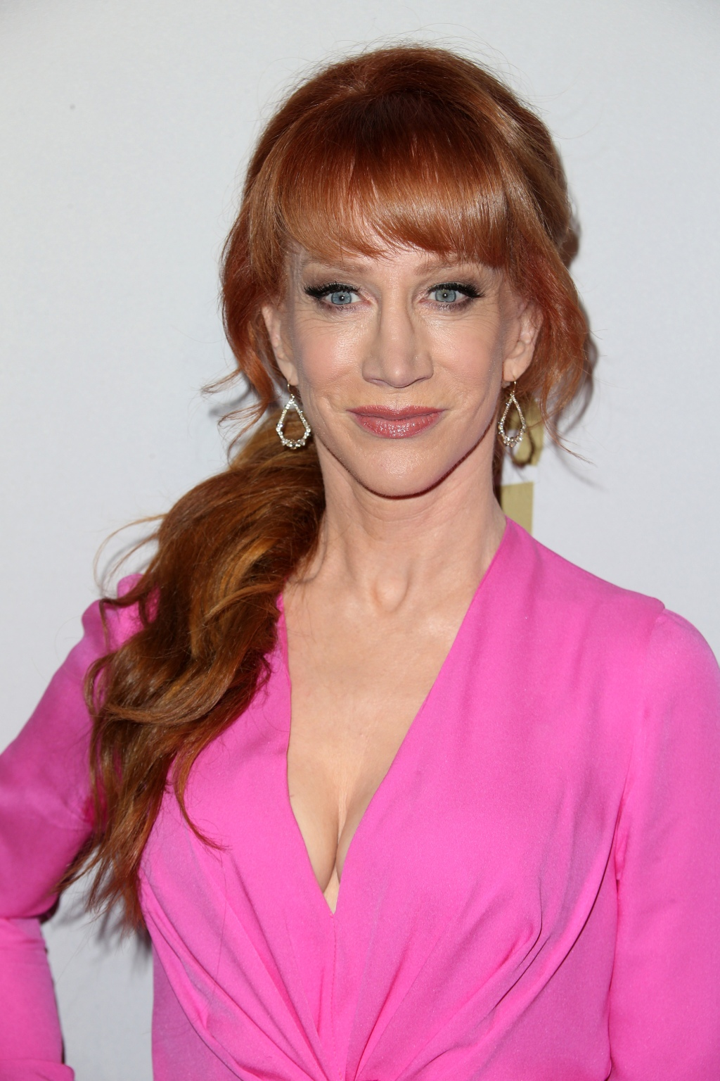 Kathy Griffin felt betrayed by Anderson Cooper