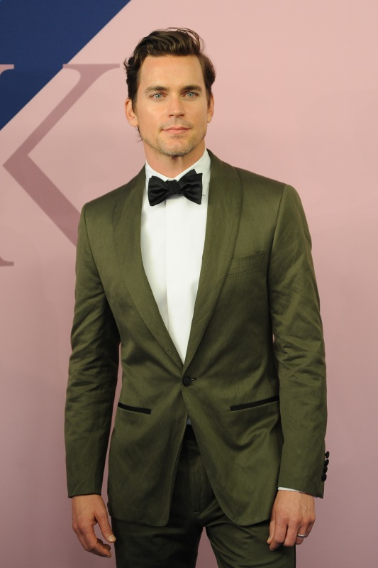Matt Bomer CFDA Awards
