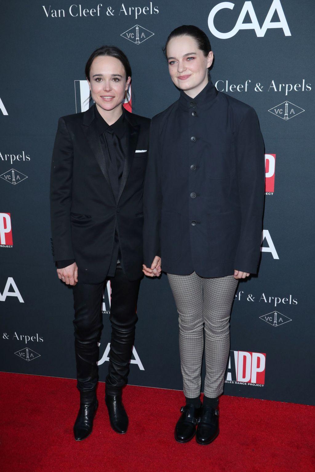 Ellen Page, Emma Portner