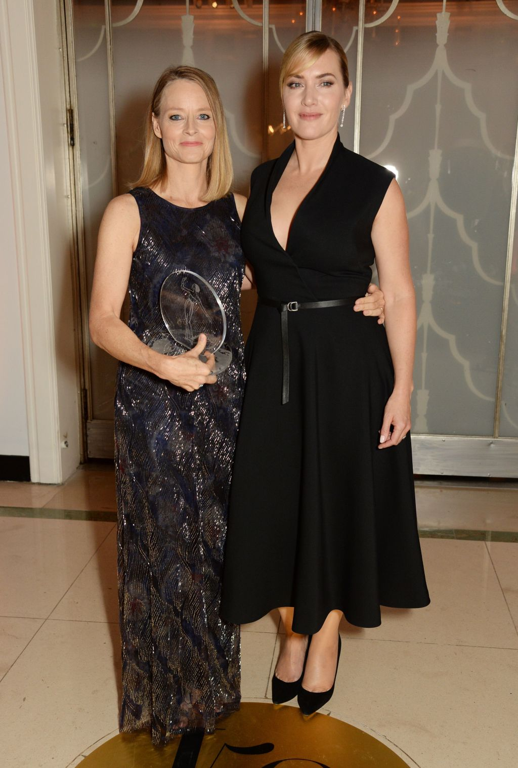 Jodie Foster Kate Winslet