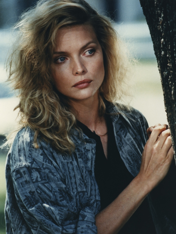 Michelle Pfeiffer S 80s Fashion Gallery Wonderwall Com