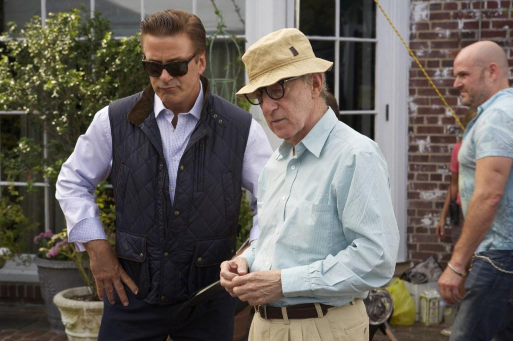 Alec Baldwin, Woody Allen