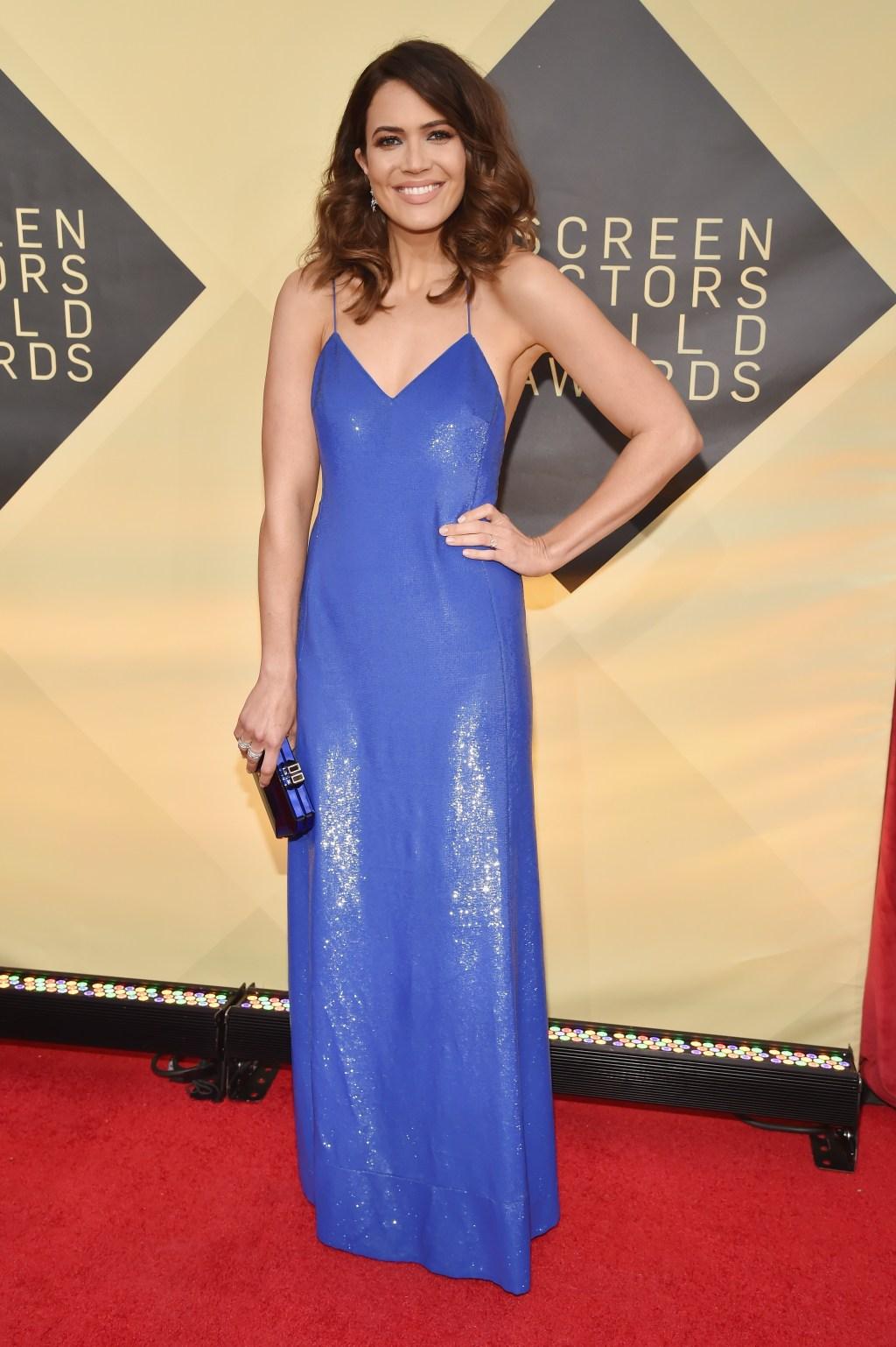Mandy Moore, SAG Awards