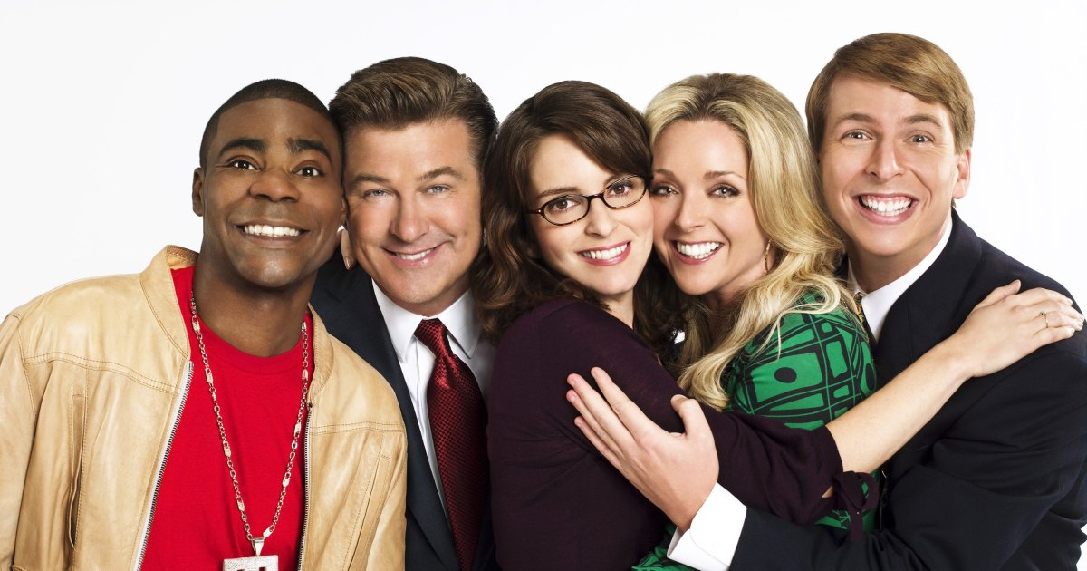'30 Rock' cast 15 years later: Where are they now?.jpg