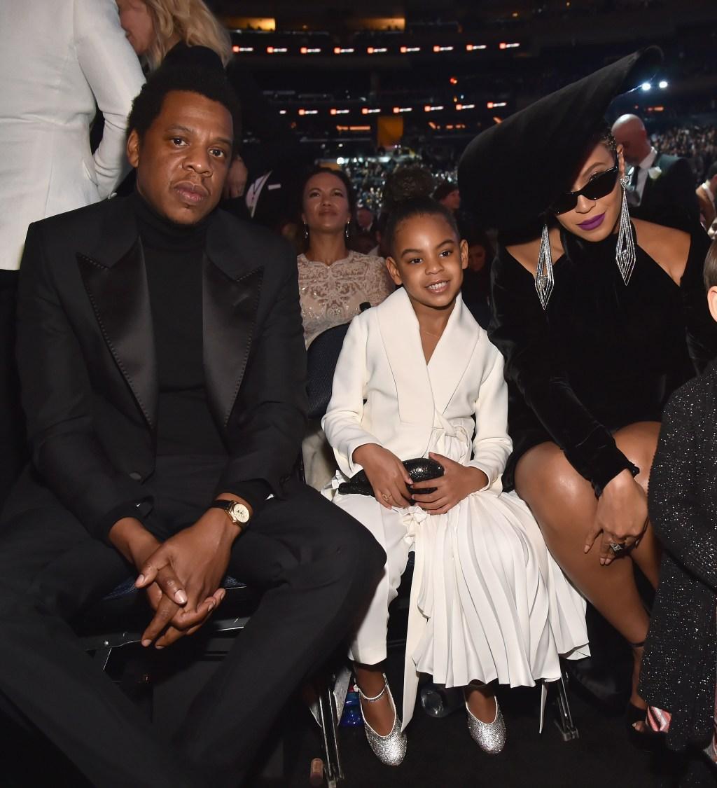 JAY-Z, Blue Ivy Carter, Beyonce, Grammys
