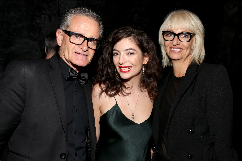 Lorde parents, Vic O'Conner, Sonja Yelich