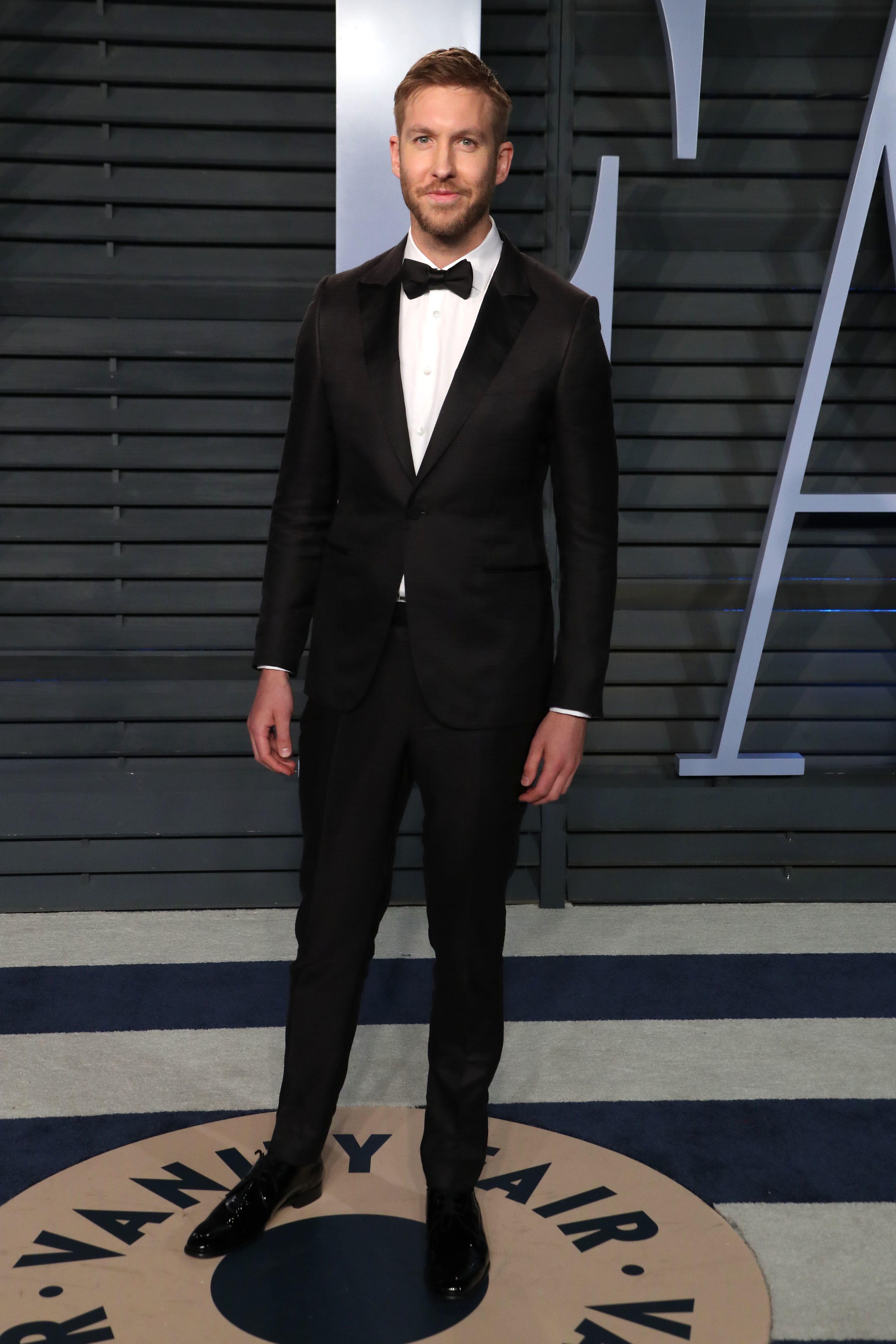 Calvin Harris, Vanity Fair Oscar Party