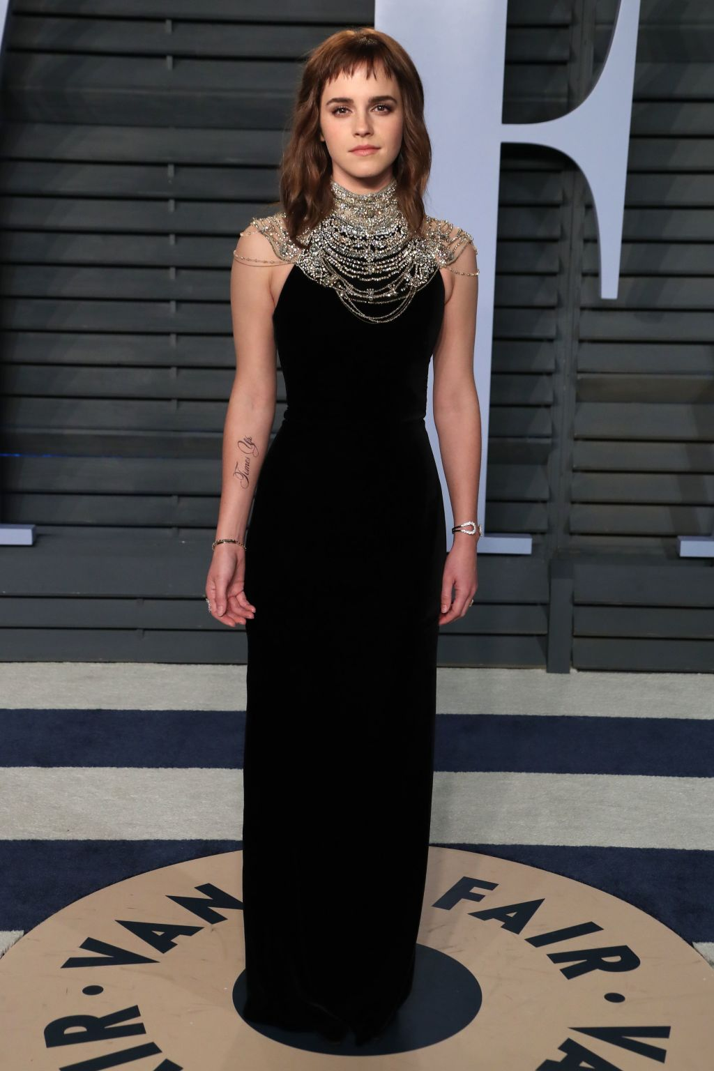 Emma Watson, Vanity Fair party