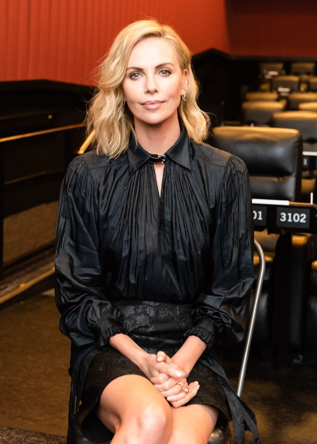 Charlize Theron Tully