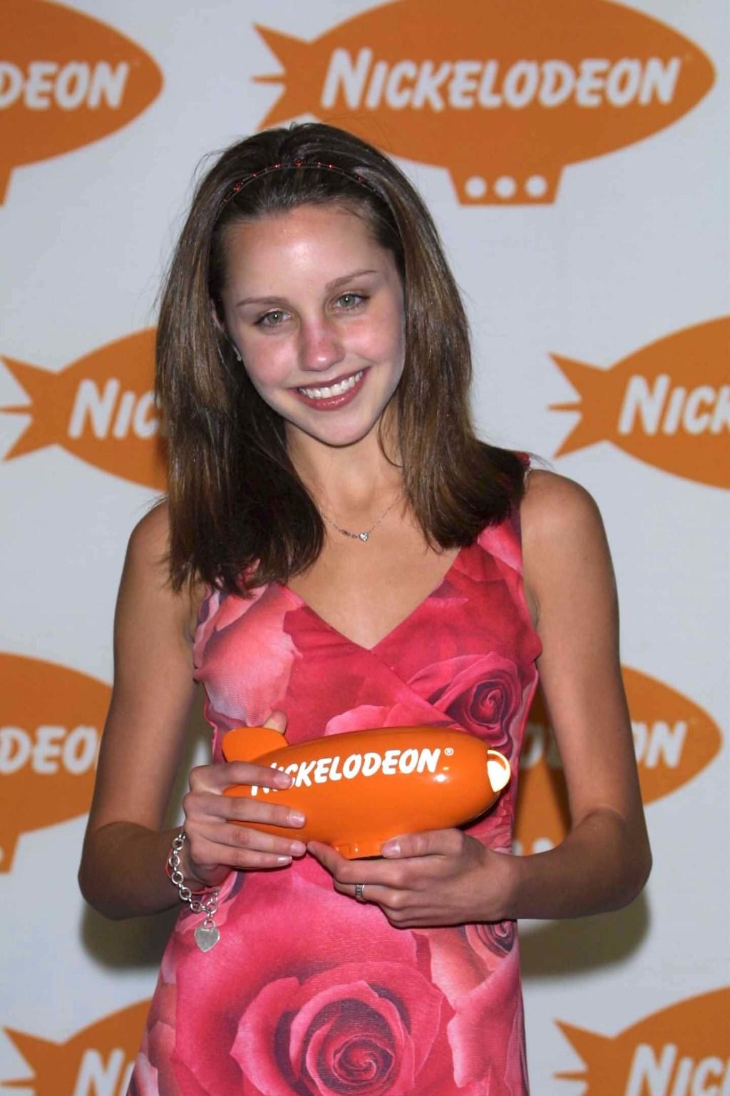 Amanda Bynes, Nickelodeon Kids Choice Awards