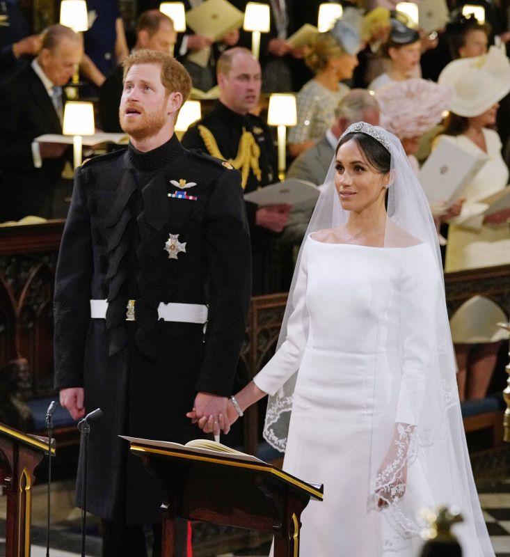 Celebrity Weddings Of 2018