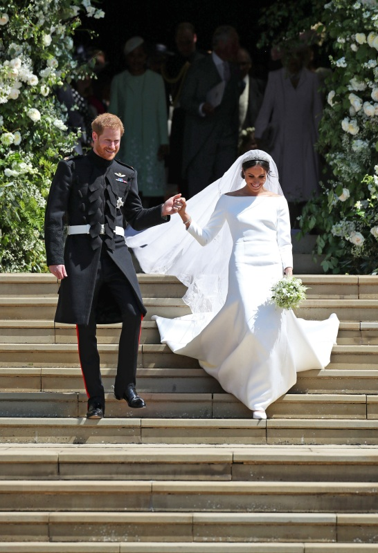 prince harry meghan markle married the best royal wedding pics gallery wonderwall com prince harry meghan markle married