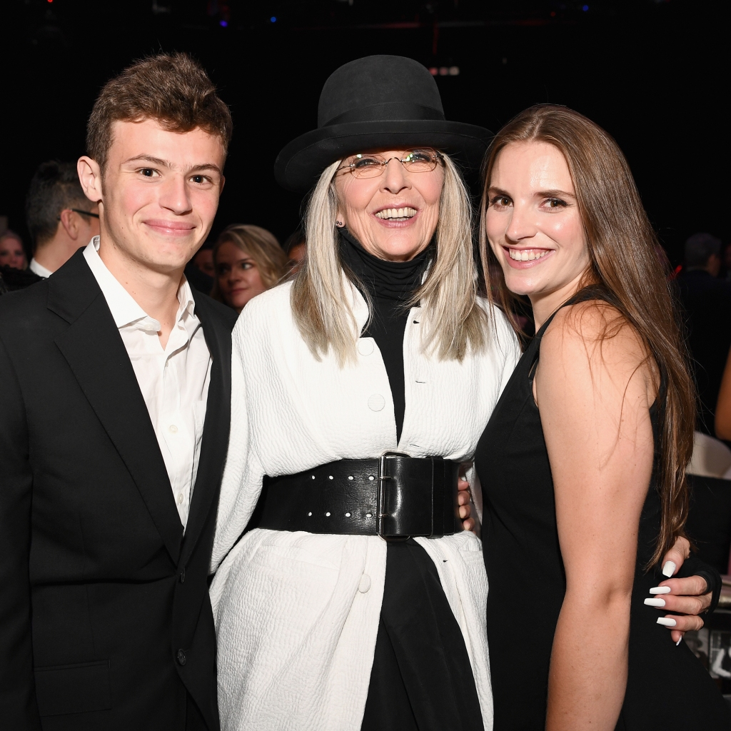 Diane Keaton kids, son Duke, daughter Dexter