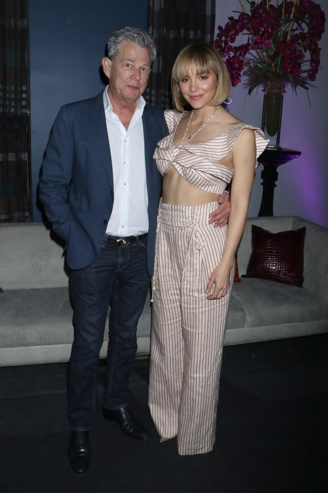 David Foster And Katharine Mcphee Are Engaged Wonderwall Com