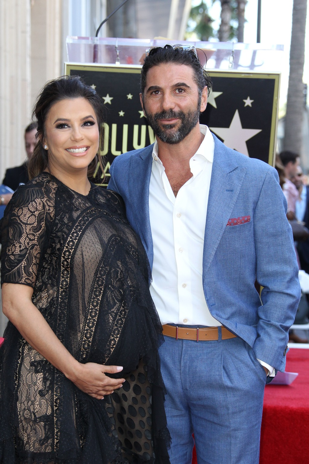 Eva Longoria and Jose Baston