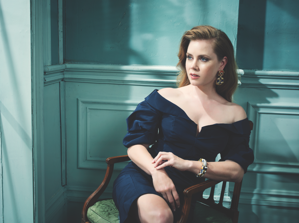 Amy Adams, emmy magazine