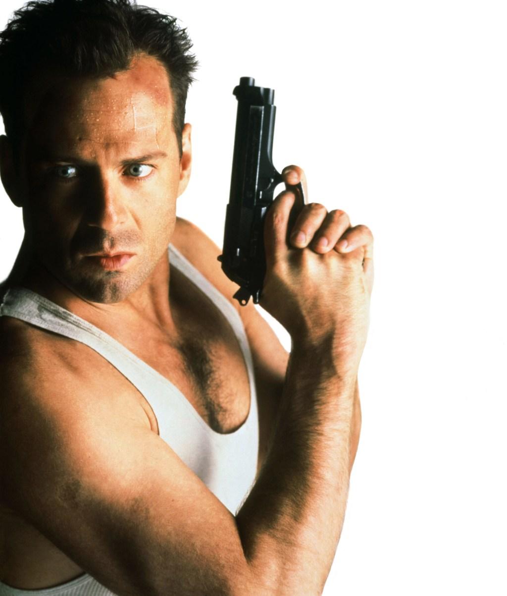 Bruce Willis, Die Hard, John McClane