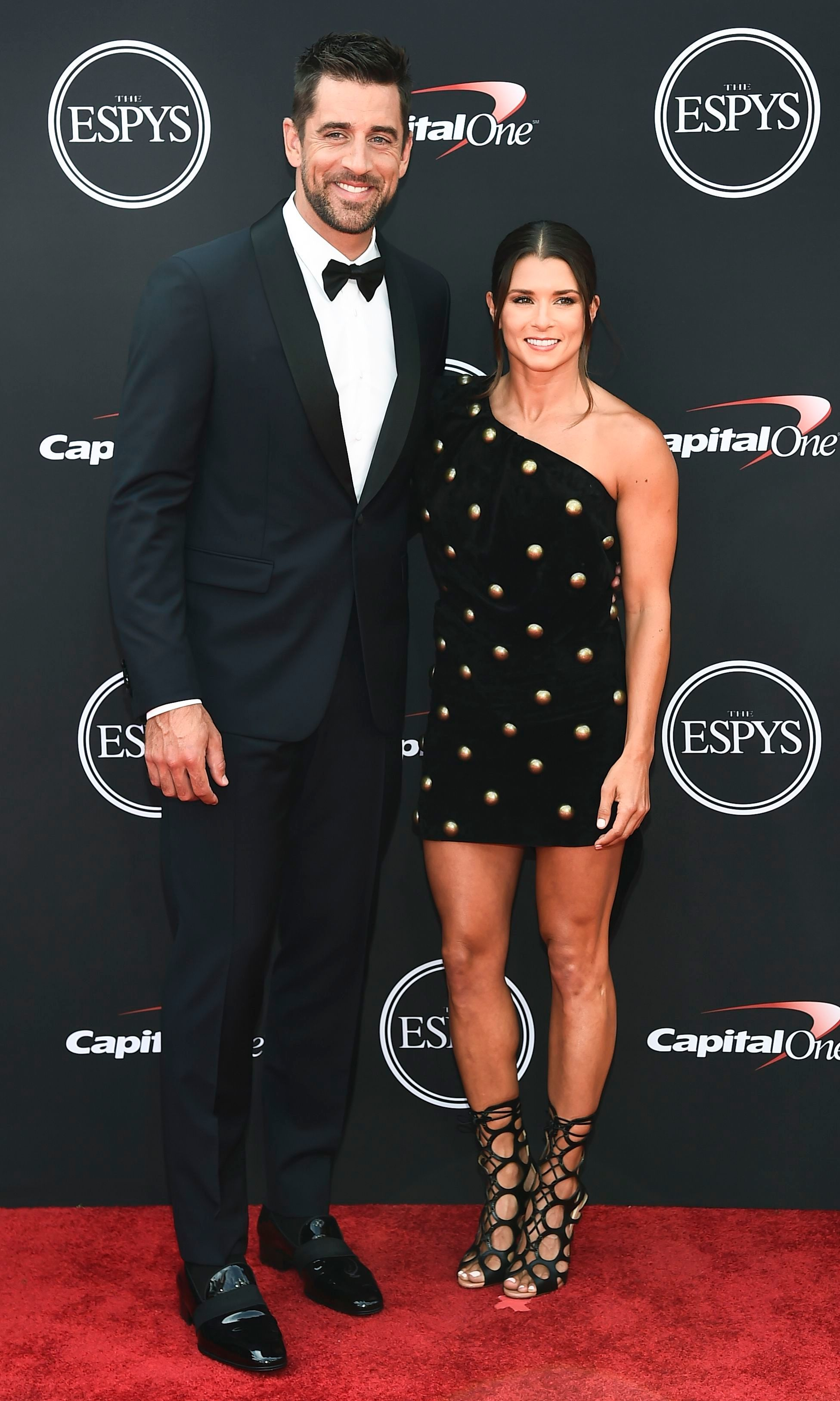 Aaron Rodgers And Danica Patrick Split After Two Years Wonderwall Com