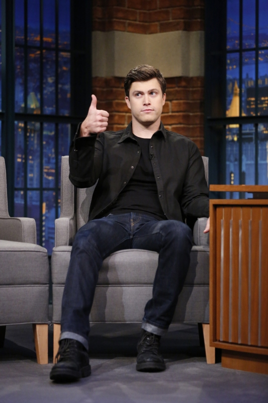 Michael Che Colin Jost Get To Know The 2018 Emmys Hosts Gallery Wonderwall Com