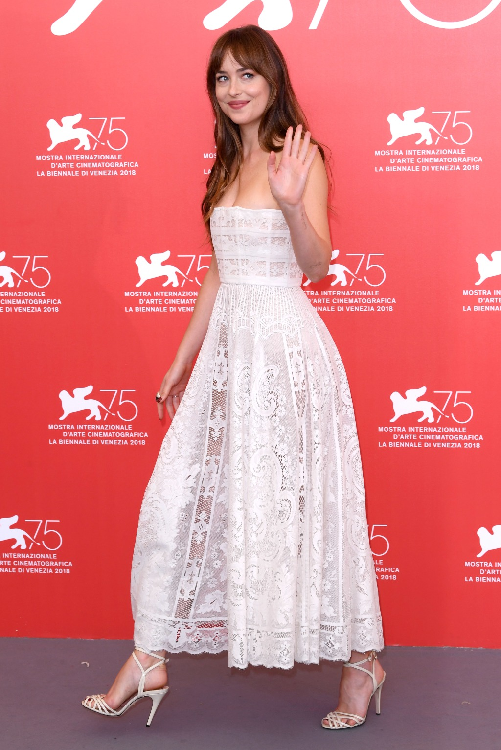 Dakota Johnson, Venice Film Festival