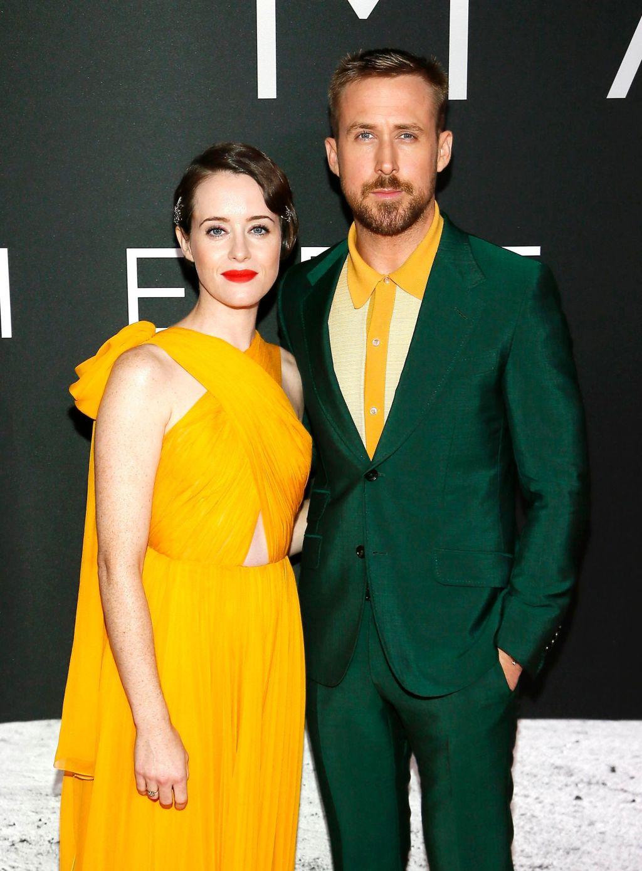 Claire Foy, Ryan Gosling