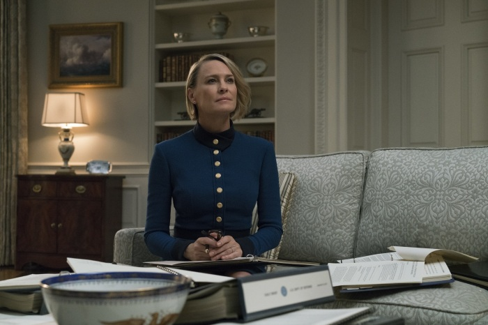 House of Cards, Robin Wright, Claire Underwood