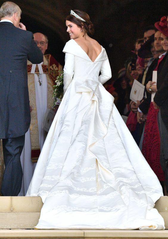 Princess Eugenie Jack Brooksbank Royal Wedding Day Details