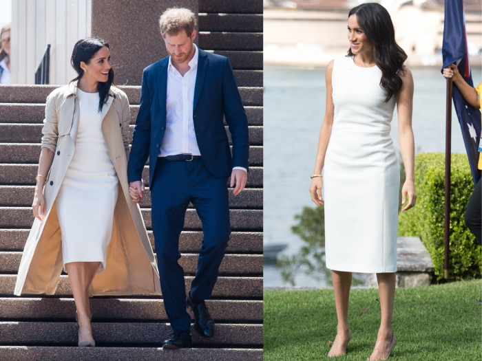 11++ Meghan Markle White Dress Australia