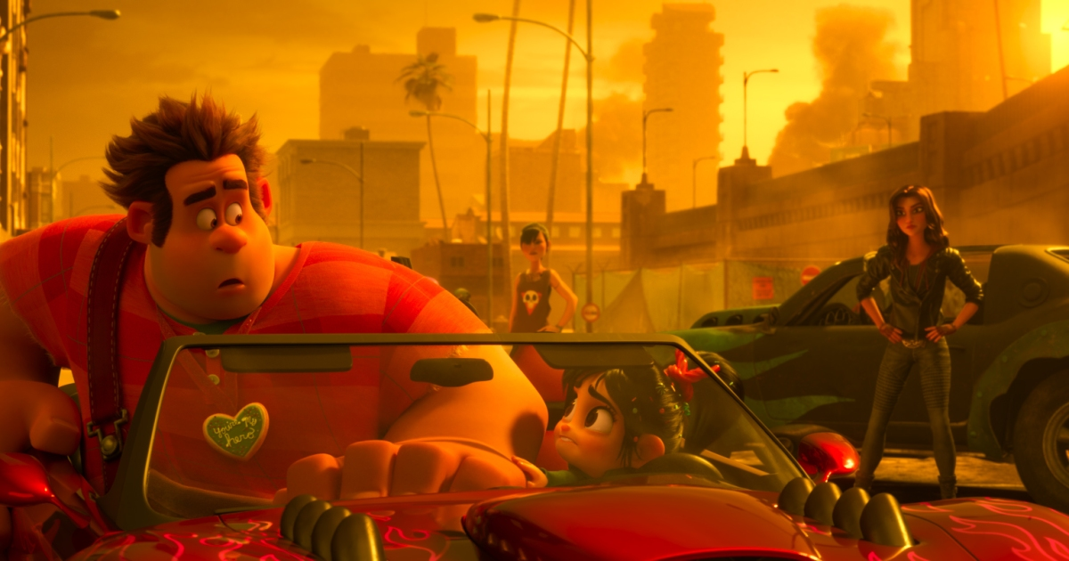 Ralph Breaks The Internet Meet The Cast Who S Playing Whom Gallery Wonderwall Com